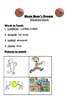 Moon Bear's Dream- Guided Reading Packet