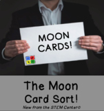 Moon Card Sort