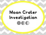 Moon Crater Investigation Lab