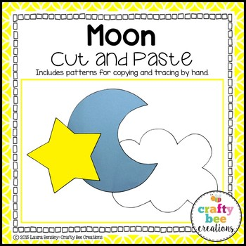 Moon Cut and Paste