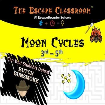 Moon Cycle Escape Room (3rd - 5th Grade)   The Escape Classroom