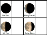Moon Cycle task cards