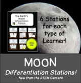 Moon Differentiation Stations