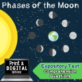 Phases of the Moon - Expository Text - Digital Option