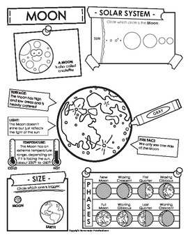 Moon Facts and Activities