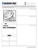 Moon Jellyfish -- 10 Resources -- Coloring Pages, Reading
