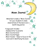Moon Journal {Moon Tracker}