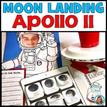 Moon Landing Apollo 11 Unit | First Man on the Moon
