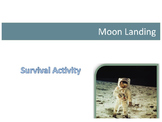 Moon Landing survival activity