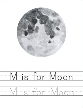 graphic about Printable Moon called Moon Understanding Printable Pack