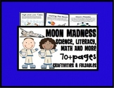 Moon Madness {Literacy, Science, Math and More}
