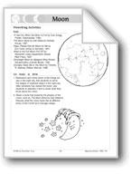 Moon (Make Books with Children)