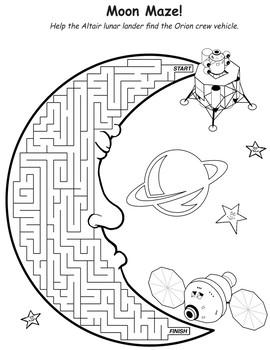 Moon Maze