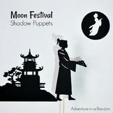 Moon Legend for Mid-Autumn Festival: Printable Shadow Puppet Set