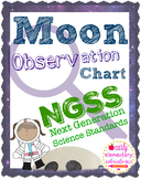Moon Observation Chart NGSS