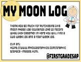 Moon Observation Log