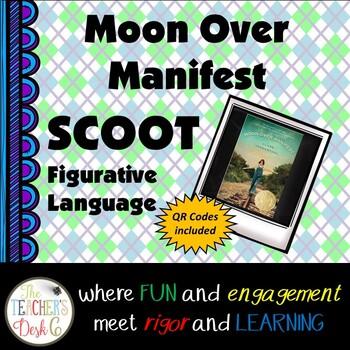 Moon Over Manifest Figurative Language SCOOT