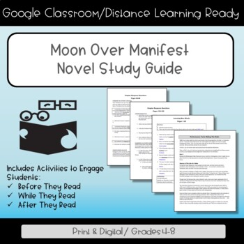 Moon Over Manifest Teachers' Guide