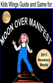 Moon Over Manifest by Clare Vanderpool, Newbery Medal, Great Depression, WWI