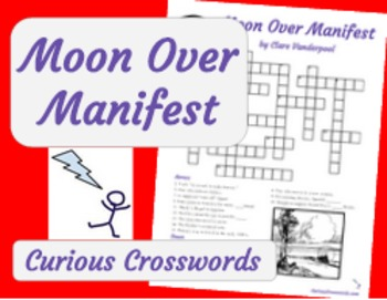 Moon Over Manifest by Clare Vanderpool- Printable Worksheet