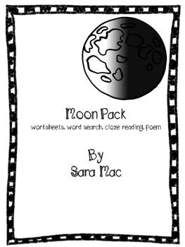 Moon Pack- Freebie