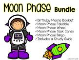 Moon Phase Activity Bundle