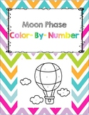 Moon Phase Color by Number