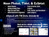 Moon Phases, Eclipses, and Tides ISN or Flipbook