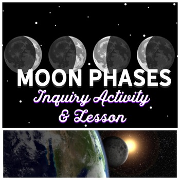 Moon Phase Experiment Inquiry Based