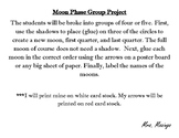Moon Phase Group Project