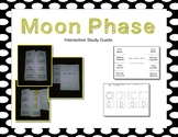 Moon Phase Interactive Study Guide