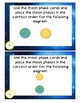 Moon Phase Interactive Task Cards