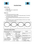 Moon Phase Oreo Cookie Activity-with Comprehension Questions