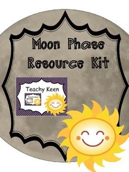 Moon Phase Resource Kit