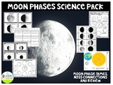Moon Phase Science Pack and STEM Connections