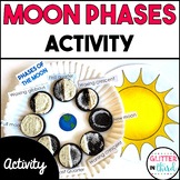Moon Phases Activity FREE