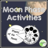 Moon Phases Activity Pack #hotwinter