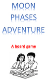 Moon Phases Adventure -- a Board Game