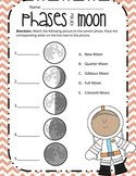 Moon Phases Assessment