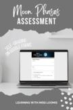Moon Phases Assessment