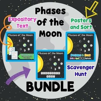 Moon Phases Bundle