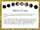 Moon Phases Calendar Activity