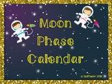 Moon Phases Calendar Activity