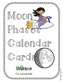 Moon Phases Calendar Cards