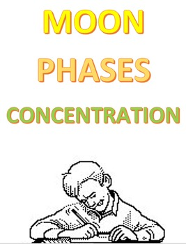 Moon Phases Concentration