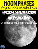 Moon Phases Crossword