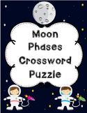 Moon Phases Crossword Puzzle