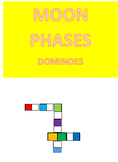 Moon Phases Dominoes
