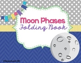 Moon Phases Folding Book