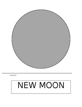 Moon Phases Game (Better than Oreos!)